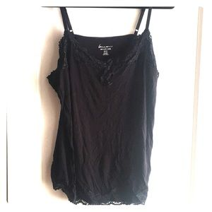 Black 'The Lace Cami' | Lane Bryant | Size 22/24